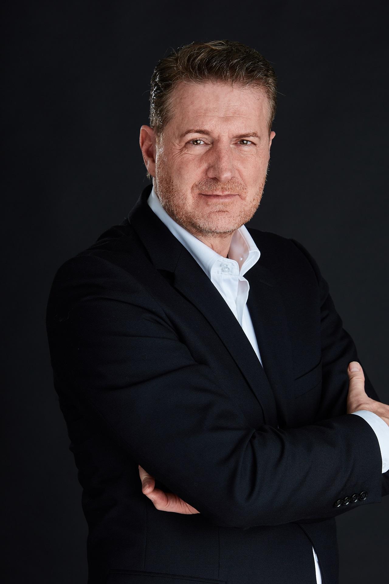 Portrait José Maria San José - Chief Marketing Officer der GENKI VITAL Management AG